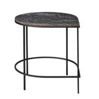 AYTM Stilla Table - Sort/Granite Sort