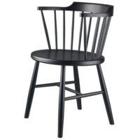 Børge Mogensen stol - J18 - Sort
