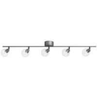Belid spotlampe m. 5 lamper - Regal - Grå