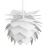 DybergLarsen pendel - Pine Apple - Hvid