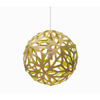 Floral Lime Pendel - David Trubridge ()