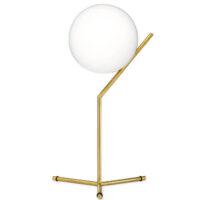 Flos IC Light T1 - Høj Bordlampe - Messing