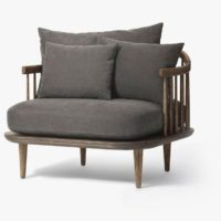 Fly Chair - SC1 - Smoked/Hot Madison 093