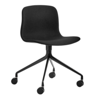 HAY About A Chair (AAC15) Med Hjul - Steelcut 190