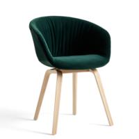 HAY About a chair (AAC23) - Soft - Mørk Grøn - Lola