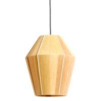 HAY BonBon Lampeskærm - Yellow Melange - Medium