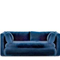 HAY Hackney 2 Seater sofa - Harald Velour