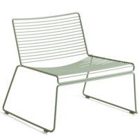 HAY Hee Lounge Chair - Fall Green
