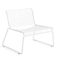 HAY Hee Lounge Chair - Hvid