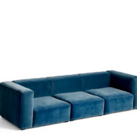 HAY Mags Soft Sofa - 3 Pers. - Lola Velour Stof