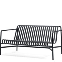 HAY Palissade Lounge Sofa - Anthracite Grå