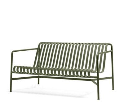 HAY Palissade Lounge Sofa - Olive