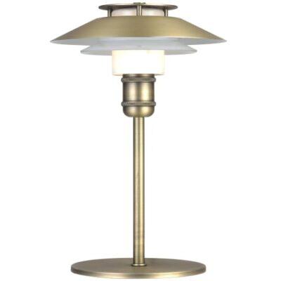 Halo Design bordlampe - 1123 - Antik guld
