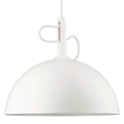 Halo Design pendel - Adjustable - White