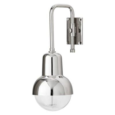 Lene Bjerre væglampe - Carmela - Sølv