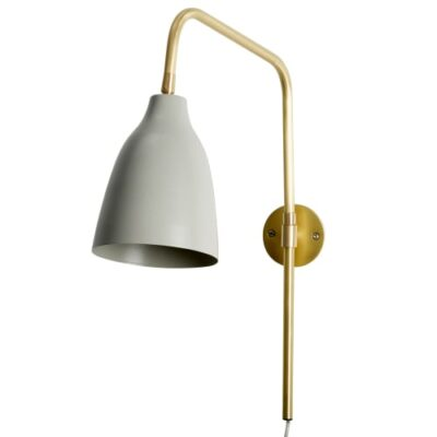 Lene Bjerre væglampe - Evie - Sand