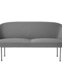 Muuto Oslo Sofa 2 pers. - Steelcut 160