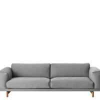 Muuto Rest Sofa 3 Pers. - Steelcut Trio 133