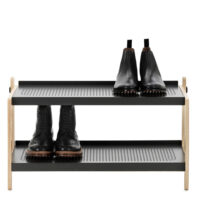Normann Copenhagen Sko Shoe Rack - Grey