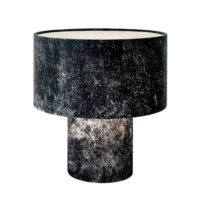 Pipe Bordlampe Sort - Diesel