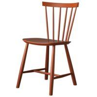 Poul M. Volther stol - J46 - Brændt rød