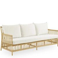 Sika Design Caroline Exterior Sofa - Inkl. Hynder - Natural