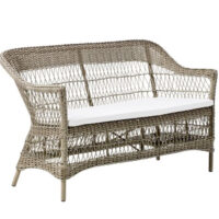 Sika Design Charlot 2 Pers. Exterior Sofa - Inkl Hynde