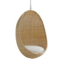 Sika Design Hanging Egg Chair - Udendørs - Natur