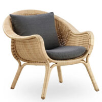 Sika Design Madame Loungestol - Inkl. Gr.B Hyndesæt