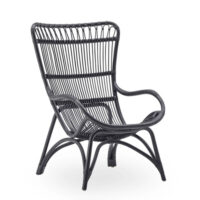 Sika Design Monet Lænestol - Black