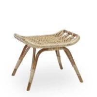 Sika Design Monet Skammel - Antique Brown
