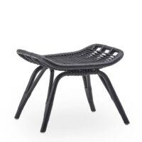 Sika Design Monet Skammel - Black