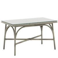 Sika Design Victoria Coffee Table Med Glasplade