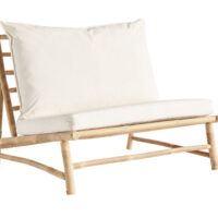 Tine K Home Bambus lounge sofa 100