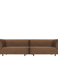 Ygg&Lyng Aften Sofa 90 - V.112 - Kaki 4744